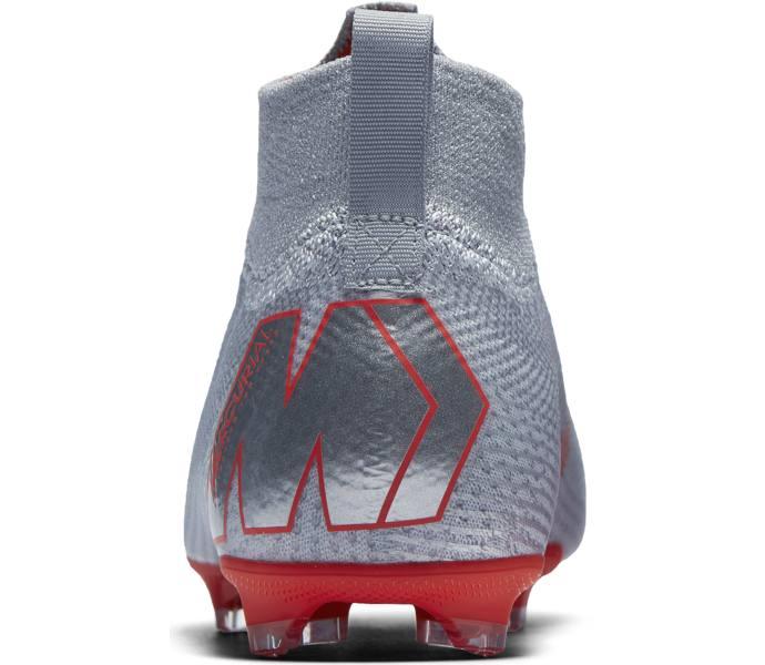 premium selection ff0ff d9573 Nike Jr Superfly 6 Elite FG fotbollssko - WOLF GREY LT CRIMSON-PURE PLAT -  Intersport