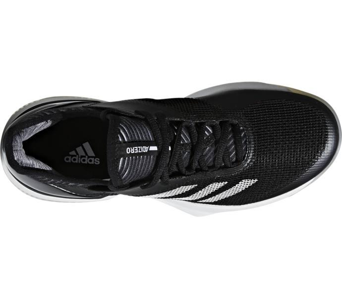 low priced 18229 52ad4 adidas Adizero ubersonic 3 W clay Padel tennisskor - Black - Intersport