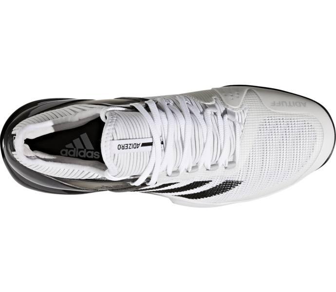 14e3ff34231 adidas Adizero ubersonic 2 tennisskor - White - Köp online hos Intersport