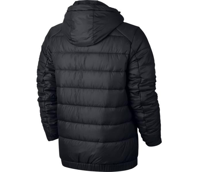 best loved 52510 98769 Nike NSW Syn Fill vinterjacka BLACK WHITE