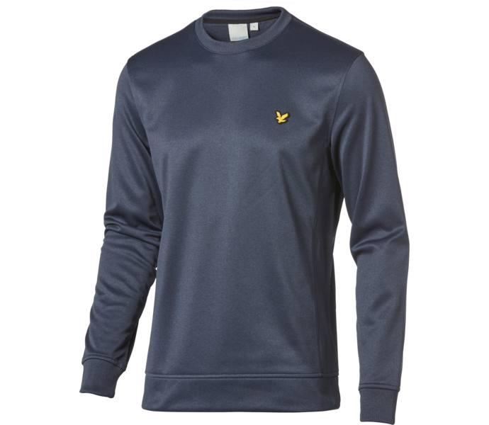 95d211252391 Lyle & Scott Braid tröja - NAVY MARL - Köp online hos Intersport