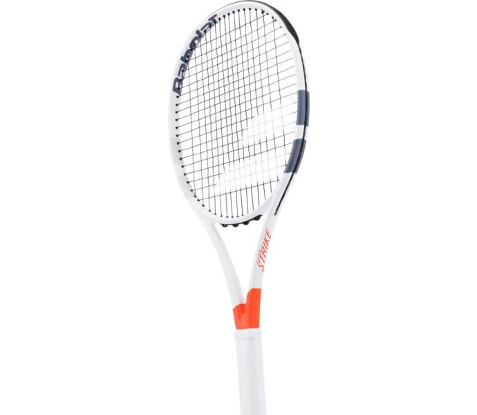 Babolat Pure strike tennisrack - VIT RÖD - Intersport cd8e58c39ee01