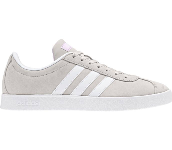 4a58ad451fe adidas VL Court 2.0 W sneakers - CHAPEA/FTWWHT/AERPNK - Köp online ...