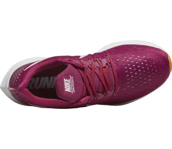 f9424a2cf8b Nike Wmns Air Zoom Pegasus 35 löparsko - TRUE BERRY PLUM CHALK-VAST GRE -  Intersport