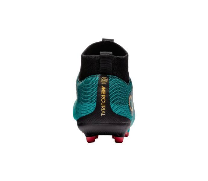 2c8900abaaf Nike Jr Superfly 6 Academy GS Cr7 MG fotbollssko - CLEAR JADE MTLC VIVID  GOLD-BLA - Intersport