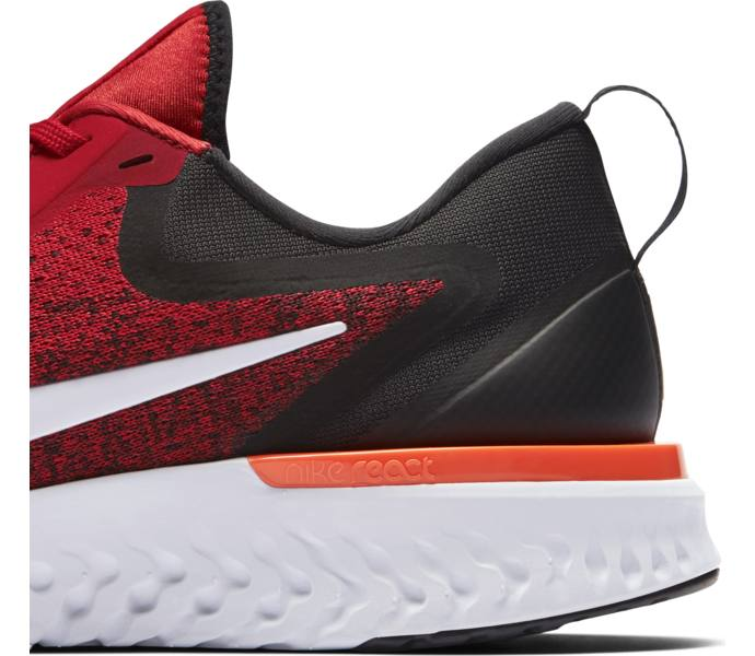 huge discount e236f 7450a Nike Odyssey React löparsko - HABANERO RED WHITE-BLACK-HYPER - Intersport