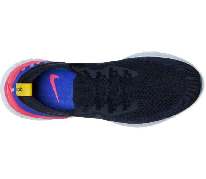 new product 65aa2 d915c Nike Wmns Epic React Flyknit löparsko - COLLEGE NAVY COLLEGE NAVY-RACE -  Intersport