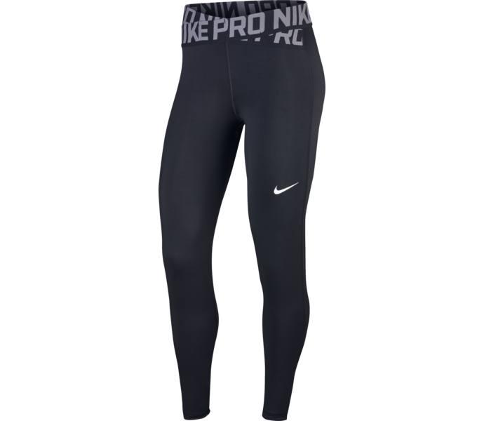 Nike W Nike Pro Crossover tights BLACKWHITE Köp online