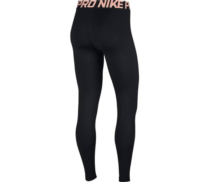 Nike W Nike Pro Crossover tights BLACKSTORM PINKWHITE