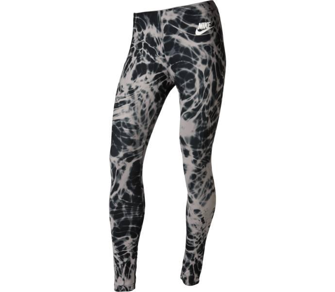 81064bb7ef4 Nike NSW Club GX leggings - BLACK/WHITE - Köp online hos Intersport