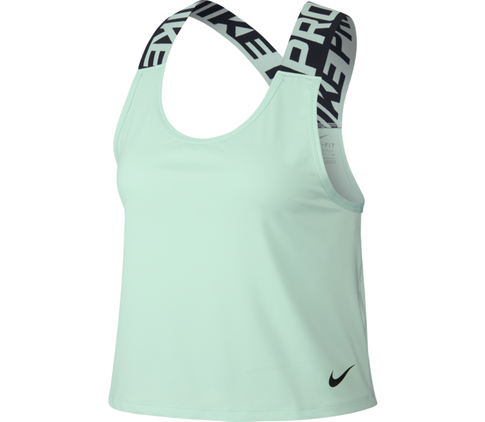 timeless design 6ec47 c43df Nike W NP Crossover linne IGLOO BLACK