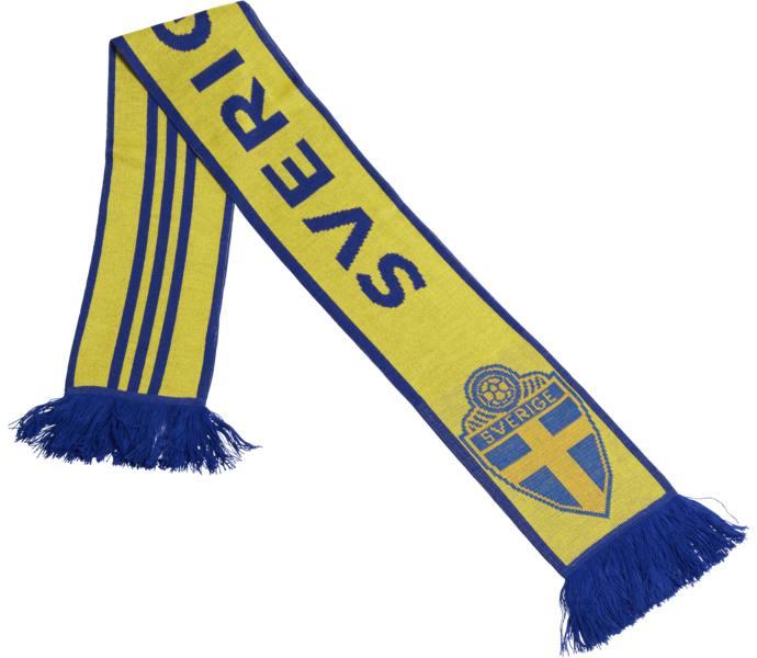 adidas ADI SVFF Scarf - YELLOW MYSINK - Intersport 7698555d90618