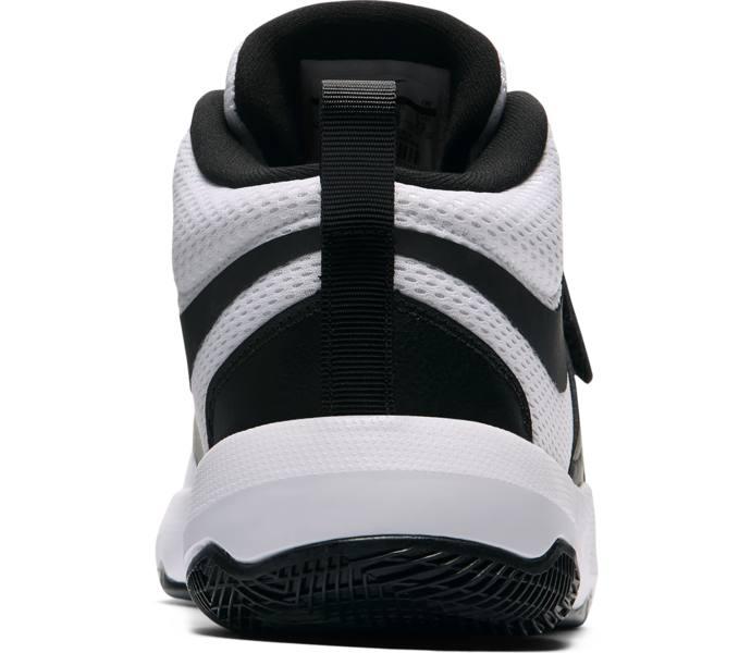 new styles ad695 a96aa Nike Team Hustle D 8 PS Basketskor. Nike  Barn  Svart, Vit