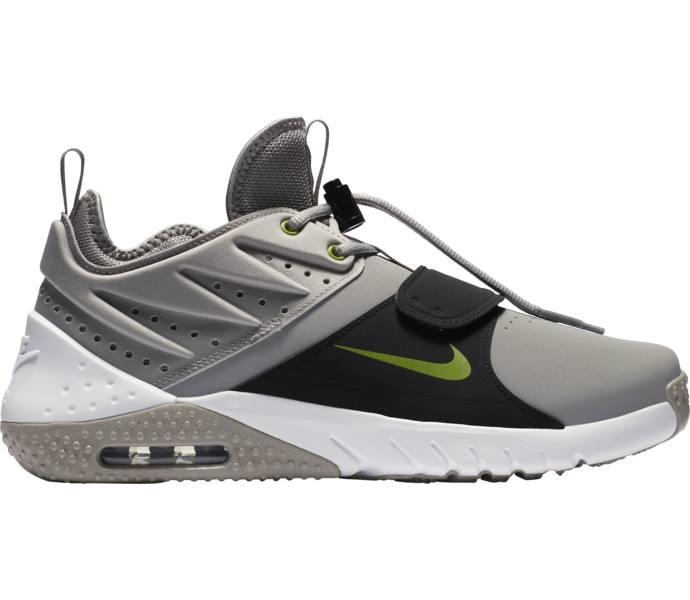 brand new 37176 d2777 Nike Air Max Trainer 1 Leather träningssko MEDIUM GREYCHLOROPHYLL-WHITE-