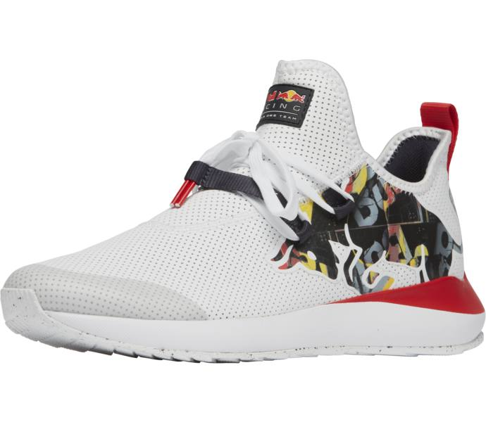 9e8be89dc991dd Puma Red Bull Racing Evo Cat II Bulls sneakers - Puma White-Puma ...