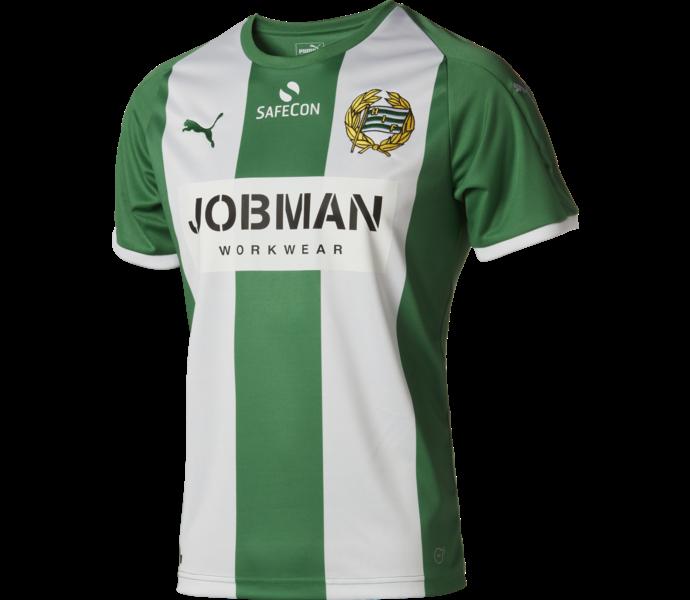 Hammarby Puma Replica matchtröja 2018 Amazon Green - Puma White