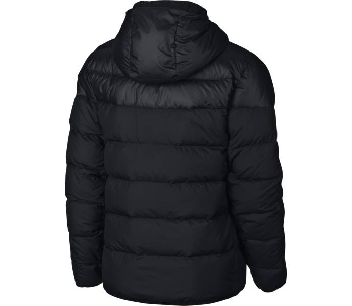 Ganska nice ganska billigt bra försäljning Nike NSW Windrunner Down Fill dunjacka - BLACK/BLACK/BLACK/WHITE ...