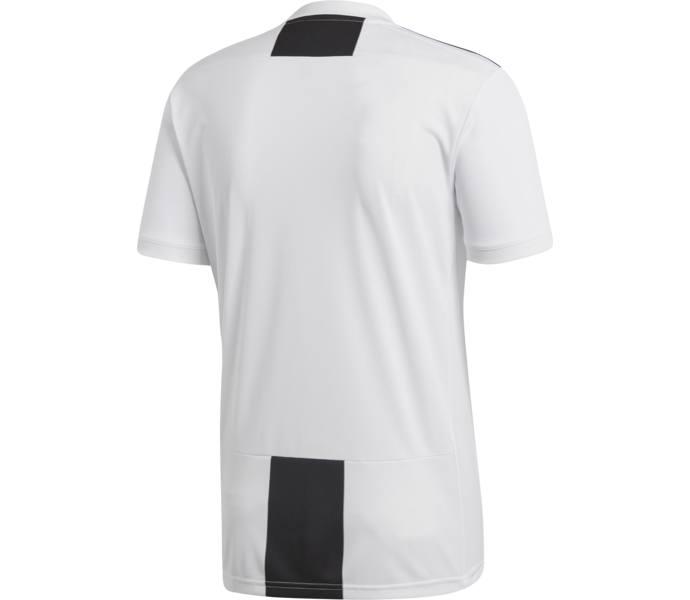 adidas Juventus Home replicatröja - BLACK WHITE - Intersport 1ee0aeea5d800