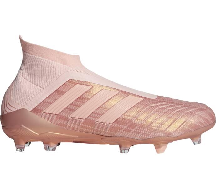 adidas Predator 18+ FG Fotbollsskor för Barn Rosa