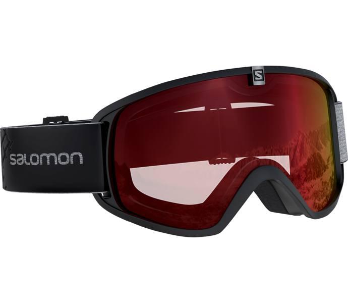 Salomon Goggle Force Photo Skidglasögon - Black - Intersport 42d3b60ff9086