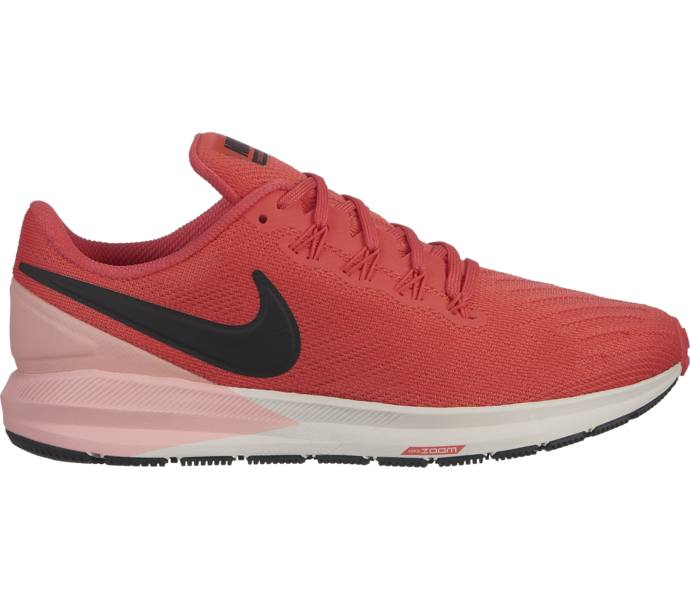 new product c30ac 4246d Nike W Air Zoom Structure 22 löparskor EMBER GLOW OIL GREY-BLEACHED C