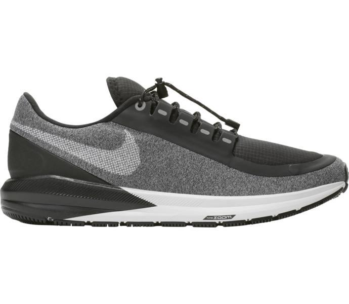 timeless design 10005 989cf Nike W Air Zoom Structure 22 Shield löparskor - BLACKWHITE-COOL GREY-VAST  GRE - Intersport