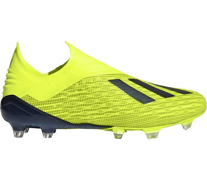 56d8e44af17 adidas X 18+ FG - SYELLO/CBLACK/FTWWHT - Intersport