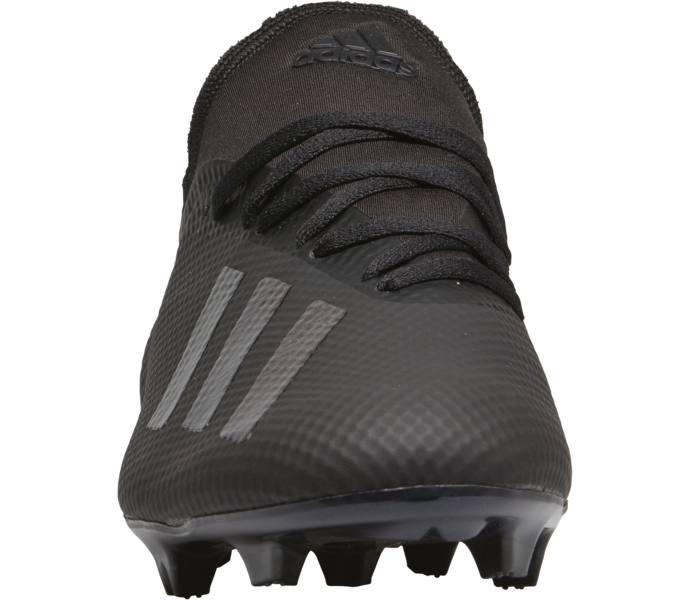 2b76c72bcb2 adidas X 18.3 FG fotbollsskor - CBLACK/CBLACK/BOBLUE - Intersport