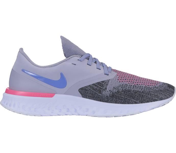 sale retailer 905fa f30c1 Nike W Nike Odyssey React 2 Flyknit löparskor INDIGO HAZESAPPHIRE-BLACK-IRO