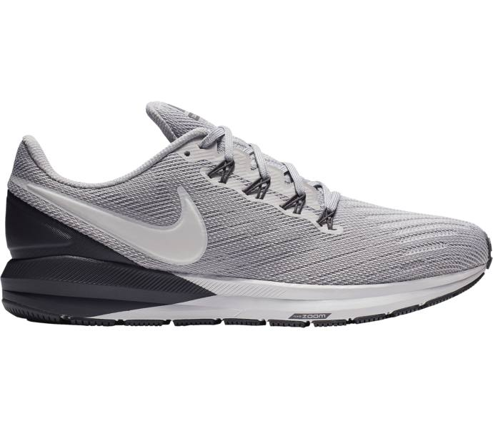 new product 53c37 b0ad6 Nike Air Zoom Structure 22 löparskor ATMOSPHERE GREY VAST GREY-THUNDER G