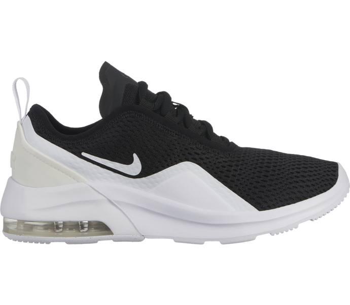 1b330cfc Nike Air Max Motion 2 GS sneakers - BLACK/WHITE - Köp online hos ...