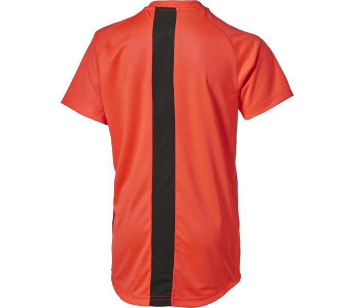 51fd6f8e466 Puma ftblNXT Jr t-shirt - Red Blast-Puma Black - Köp online hos ...