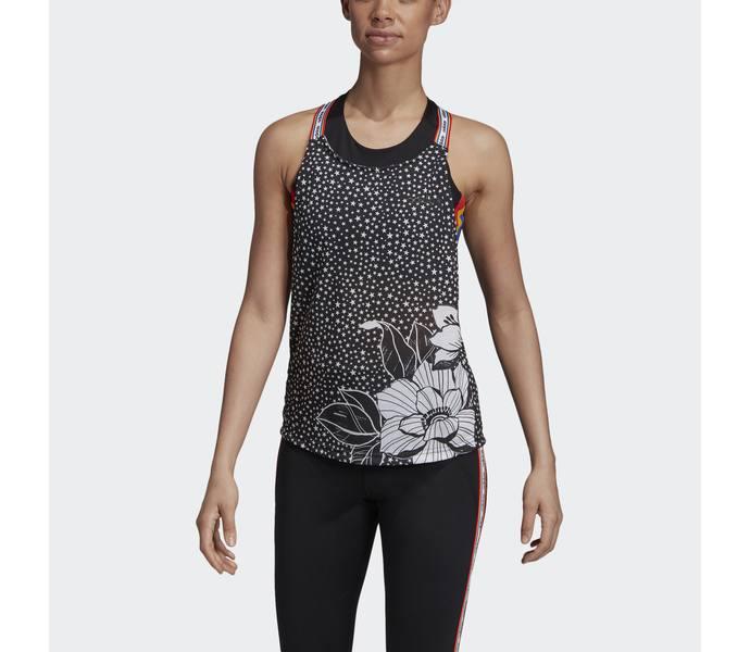 adidas W BB Farm sport bh BLACKWHITE Köp online hos