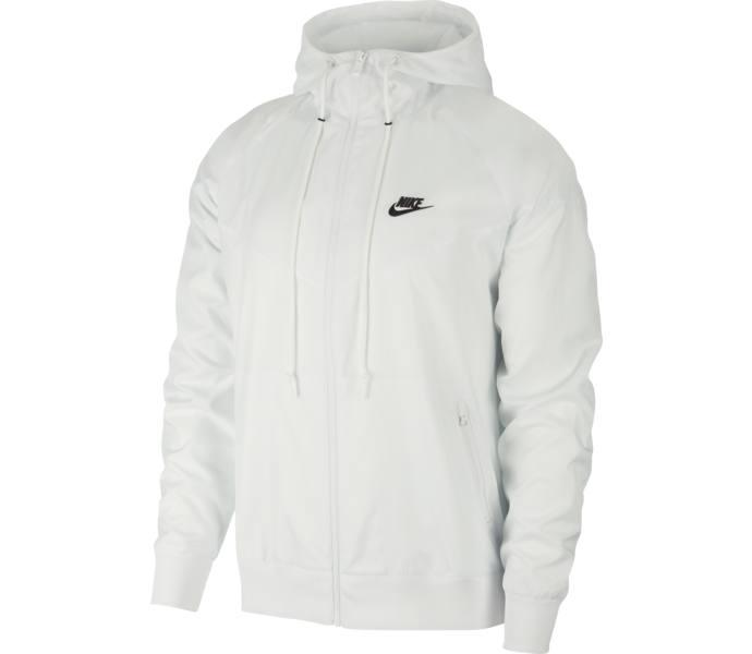 Catarata Abrumador explorar  Nike NSW Windrunner M vindjacka - SUMMIT WHITE/SUMMIT WHITE/BLACK - Köp  online hos Intersport