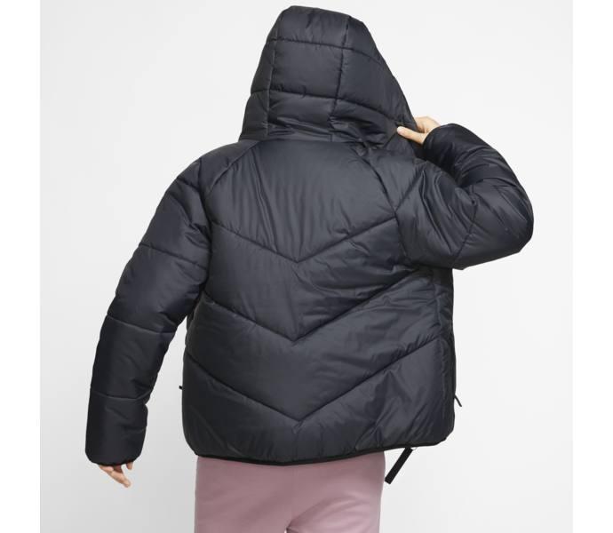 Nike NSW Syn Fill vinterjacka BLACKWHITE Köp online hos