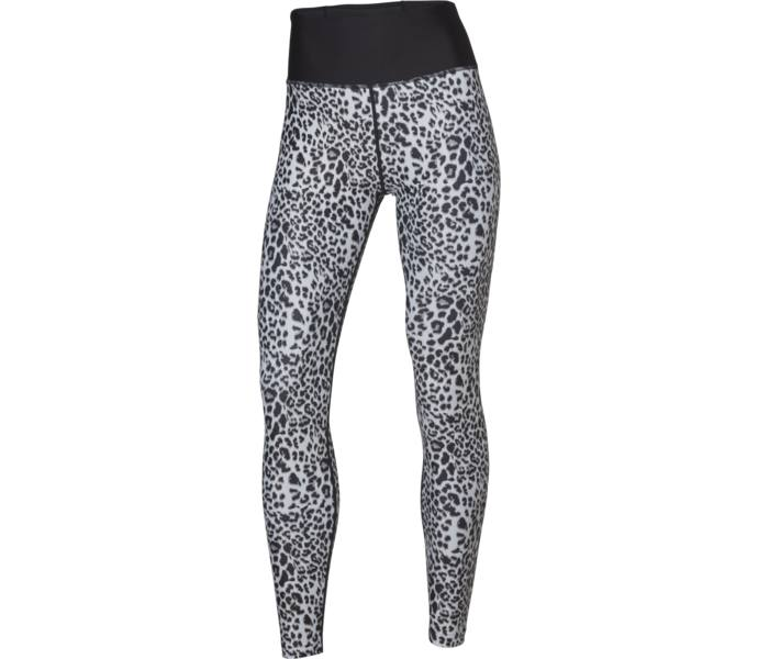 leopard tights träning
