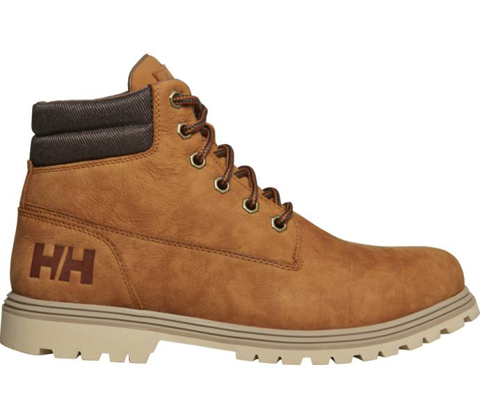 Helly Hansen Fremont vinterkängor HONEY WHEAT BELUGA