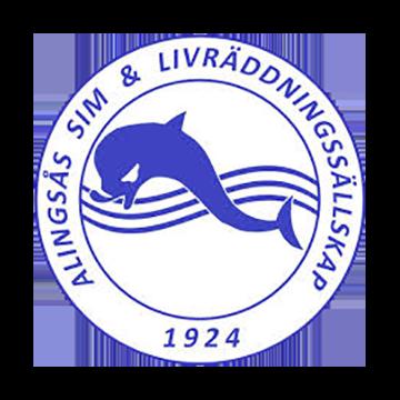 Alingsås Sim & Livräddningssällskap logo