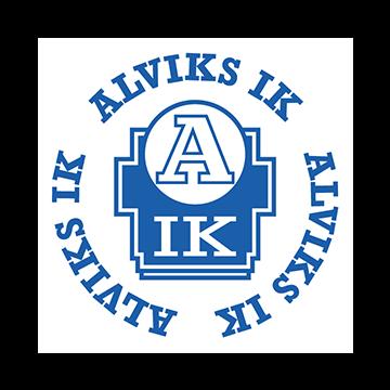 Alviks IK logo
