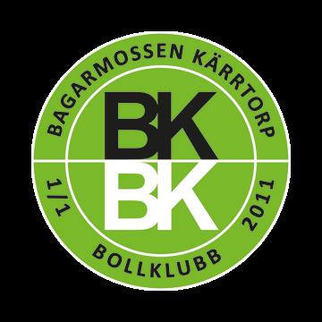 Bagarmossen Kärrtorp BK logo