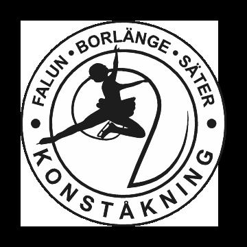 Falu Borlänge Konståkningsklubb logo