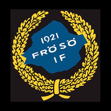 Frösö IF Fotboll logo