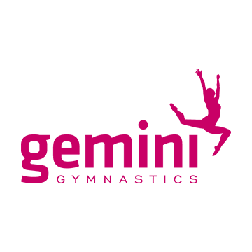 Gemini Gymnastics logo