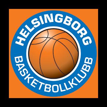 Helsingborg Basket boll klubb logo