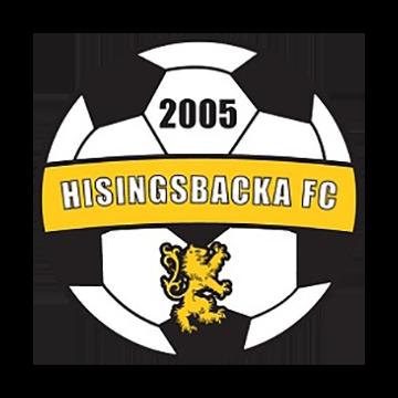 Hisingsbacka FC logo
