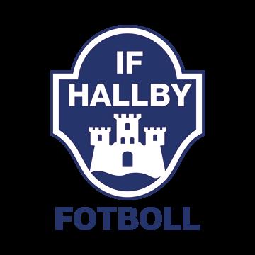 IF Hallby Fotboll logo