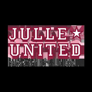 Julle united dansförening logo