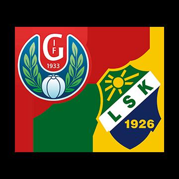 Ljungskile/Grohed UNGDOM logo