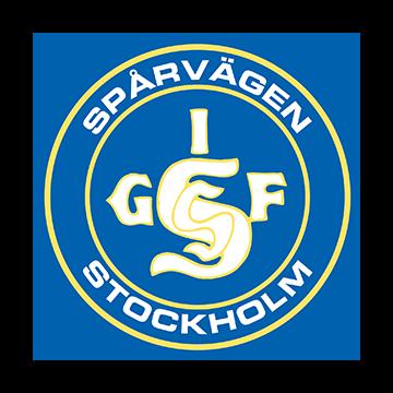 Spårvägens VBK - Volleyboll logo