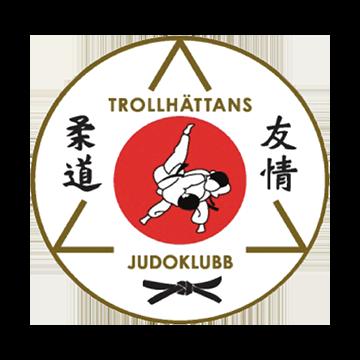 Trollhättans Judoklubb logo